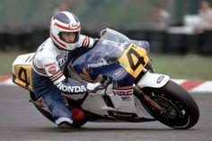 FREDDIE SPENCER Honda HRC 500