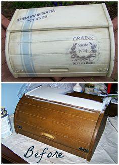 Bread box redo with #ASCP