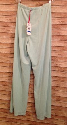 0062365ab645 ruby rd size xl Sea Foam green plus size pull on velour pants