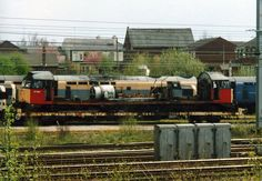 47584, Wigan CRDC. May 2001.--- England