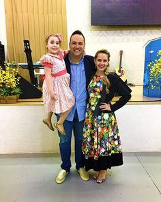 Final de semana incrível na presença do Senhor em Família !   Boa semana a Todos