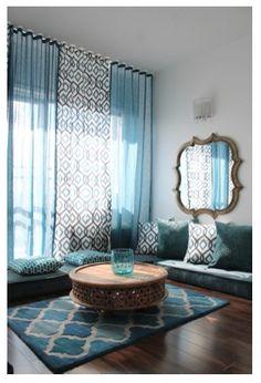 Moroccan Style Setup
