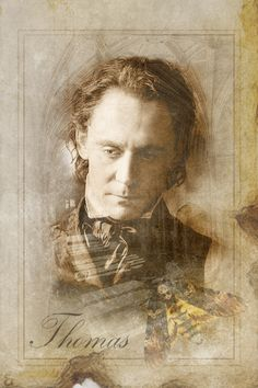 randomfandom, Sir Thomas Sharpe  Companion portrait to 'Lucille'...