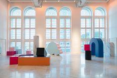 Installation Art, Art Installations, Contemporary, Interior, Life, Garden Sculptures, Home Decor, Memphis, Sephora