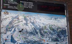 Skigebiet in Les Diablerets
