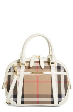 Always a favorite - Burberry  Small Orchard  Satchel. Latest Handbags eef8d283535d3