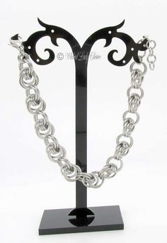 Kathy Priday #Chainmaille