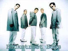 Backstreet Boys - most popular boyband of the 90's