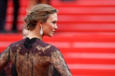 """Karlie Kloss at the Opening Ceremony & """"Grace Of Monaco"""" Premiere at the 67th Annual Cannes Film Festival."""