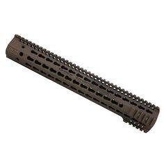 """.308 HP SDMR Rail - 15"""", Black"""
