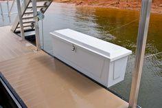 Beau Fiberglass Dock Box
