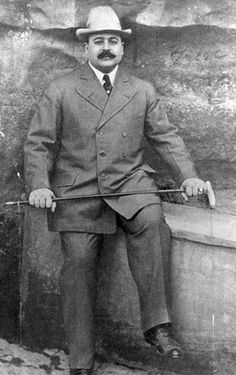 """Big Jim Colosimo (February 16, 1878 – May 11, 1920), also known as """"Diamond Jim"""" was an Italian-American Mafia crime boss who built a criminal empire in Chicago based on prostitution, gambling and racketeering"""