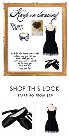 """""""Keep on dancing🎀"""" by galaxic-wolf ❤ liked on Polyvore featuring Jole Dance, Chicwish and Brooks Brothers"""