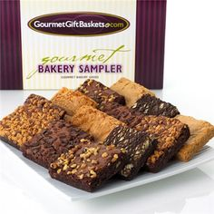 Enter to win the Gourmet Gift Basket Brownie !
