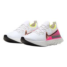 Nike Women's React Infinity Run Flyknit Running Shoes Nike Running Shoes Women, Nike Women, Sports Equipment, Shoes Online, Sport Outfits, Nike Free, Infinity, Sneakers Nike, Shopping