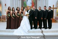 St. Anne Catholic Church Wedding Photos  | Image by Classic Digital Photography®, LLC, Gilbert, Arizona