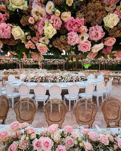 "LEBANESE WEDDINGS on Instagram: ""#HappeningNow 💕 Feminine, romantic, and fresh setup for tonight's outdoor wedding celebration 💕 Head over to our InstaStory for live…"" Wedding Table Setup, Wedding Ceremony Decorations, Wedding Venues, Table Decorations, Lebanese Wedding, Magical Wedding, Celebrity Weddings, Affair, Wedding Planner"