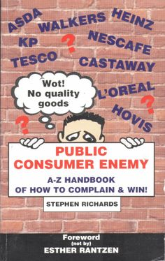 Public Consumer Enemy (ebook) by Stephen Richards.
