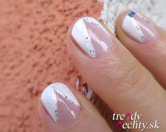 French manicure, Nail Art, Nail design