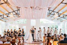 14 Open-Air Chapels That Will Rival Jason Mrazs Outdoor Wedding Venue via Brit + Co