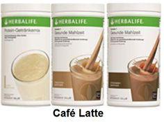 Für Kaffee-Liebhaber Herbalife, Latte, Healthy Recipes, Kaffee, Health