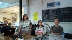 Amsterdam Blender 3D Meetup Social hangout November 25