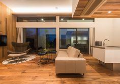 突き抜ける家・間取り(千葉県袖ケ浦市)   注文住宅なら建築設計事務所 フリーダムアーキテクツデザイン
