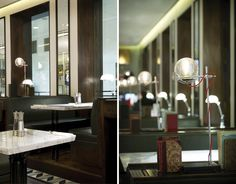 afroditi krassa: oriel brasserie in sloane square, london