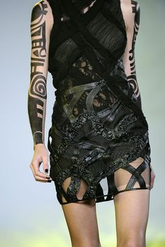 Rodarte Spring 2010 Ready-to-Wear - Collection - Gallery - Style.com