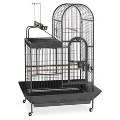 Have to have it. Prevue Pet Products Deluxe Parrot Cage with Playtop Area - $369.99 @hayneedle
