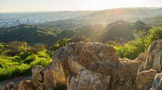 Sunset in Griffith Park #spring #2017 #california #losangeles #la #usa #visit #travel #traveler #traveling #калифорния #лосанджелес #friendlylocalguides #panoramic #view #scenic #apline #griffith #sunset