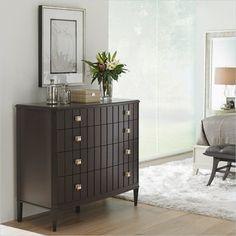 Crestaire - Monterey Single Dresser in Flint - 436-83-04 - Stanley Furniture - Bedroom - Modern Furniture