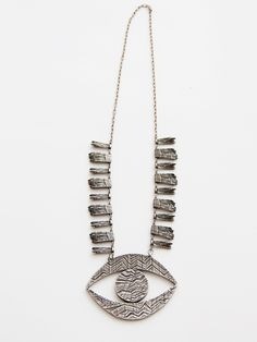 All for the Mountain makes an eyeball necklace that I would actually LOVE to wear.