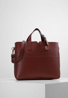 Zign Tote bag - maroon - Zalando.co.uk