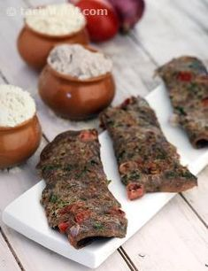 These subtly-flavoured chilas are really trendy because they are easy-to-prepare, tasty and stomach-friendly too, which is a key concern for many people! These Nutritious Chilas are made with ragi, jowar and whole wheat flour, perked up with just a mild dash of green chilli paste. A good amount of veggies are added to keep the chilas soft and to lend a lovely crunch to them. You can have these tasteful chilas anytime, for breakfast or as a snack, so you can ward off hunger and associated…