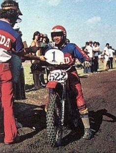 Honda Dirt Bike, Dirt Bikes, Marty Smith, Motorcycle Racers, Vintage Motocross, Bmx, Motorcycles, Racing, Classic