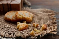 parmesan shortbread cookies