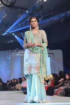 f37da6d7e46e Asifa & Nabeel Bridal Wear Collection at BCW 2013, Pakistani couture Asifa  And Nabeel,