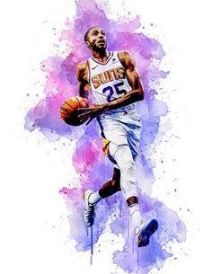 Basketball Art, Basketball Players, Diy Birthday Shirt, Jordan Painting, Kyle Lowry, Nba Pictures, Basketball Photography, Phoenix Suns, Action Poses
