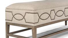 Justin Van Breda for LuxDeco - Ascot Bench - Buy Online at LuxDeco