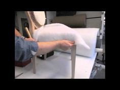 YouTube Diy Furniture Upholstery, Rubber Flooring, Practical Gifts, Bed Pillows, Pillow Cases, Home Decor, Mousse, Tube, Chairs