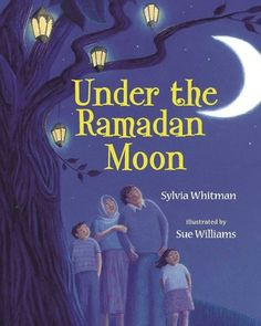 Teach your kids about Ramadan with these lovely, fun books.
