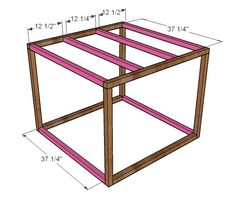 Ana White Build a Corner Hutch Plans for the Twin Storage Beds Free and Easy DIY Project and Furniture Plans Full Size Storage Bed, Twin Storage Bed, Bedroom Storage, Corner Twin Beds, Bed In Corner, Ana White, Corner Headboard, Corner Hutch, Corner Unit