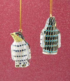 Elegent Penguin Ornament