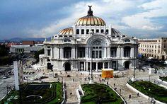 Palacio Bellas Artes, Mexico