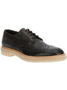 PAUL SMITH 'Mcrae' Brogue Shoe