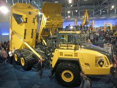 Bauma - Kinda Monster Trucks, Hands On Activities