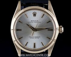 Gents Watches, Rolex Watches, Used Rolex, Rolex Oyster Perpetual, Patek Philippe, Audemars Piguet, 18k Rose Gold, Oysters, Centre