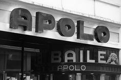 It's Barcelona Baby!: baile apolo