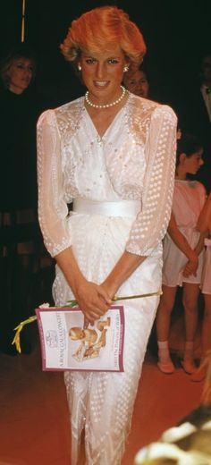 Diana Princess of Wales  ||  Zandra Rhodes
